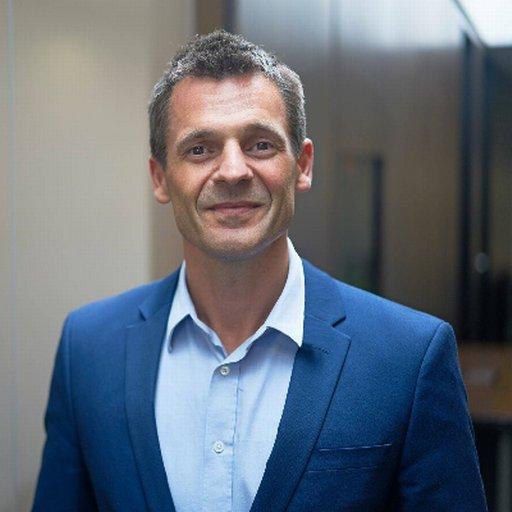 Portrait de Toby Fowlston, PDG chez Walters People