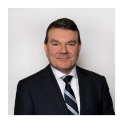 Headshot of Frank Voss, CEO of Toyota Motor Manufacturing Canada (TMMC)