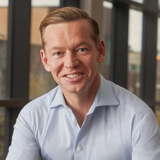 Headshot of Chris Kempczinski, CEO of McDonald's