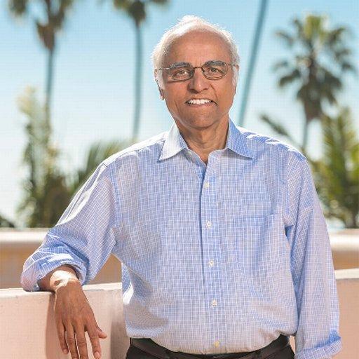Headshot of Anant Yardi, CEO of Yardi Systems, Inc.