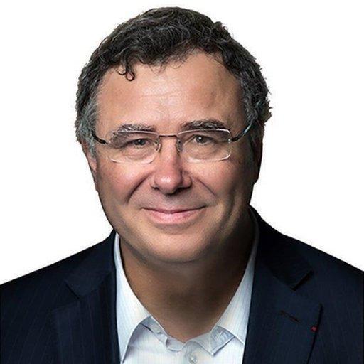 Portrait de Patrick Pouyanné, PDG chez Total