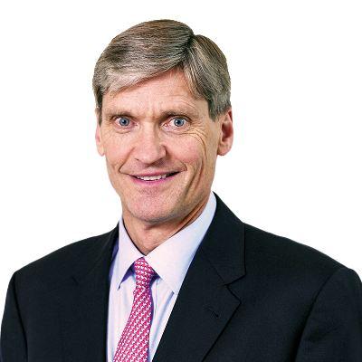 Picture of J. Erik Fyrwald, CEO of Syngenta