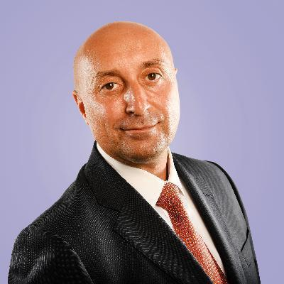 Picture of Dr Tony Romero, CEO of Cygnet Health Care