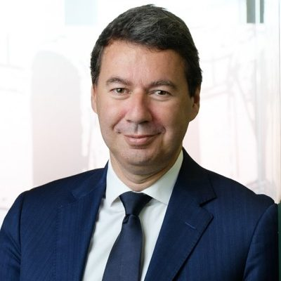 Picture of Laurent Germain, CEO of EGIS