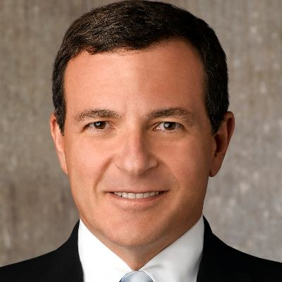 Picture of Robert Iger, CEO of The Walt Disney Company