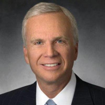 Picture of Dean M. Harrison, CEO of Northwestern Medicine