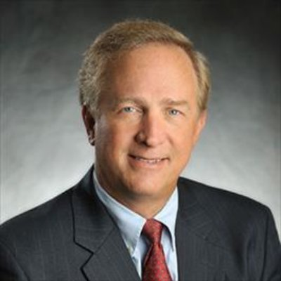 Picture of Howard Kern, CEO of Sentara Healthcare