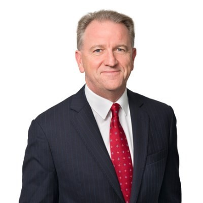 Picture of Paul Benson, CEO of SSR Mining