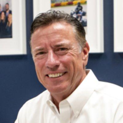 Picture of Glenn Cotton, CEO of Bain Magique