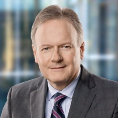 Picture of Stephen S. Poloz, CEO of Bank of Canada