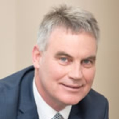 Picture of David Meates, CEO of Canterbury District Health Board