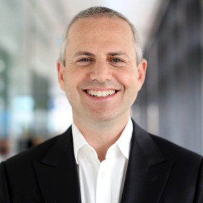 Picture of Tim Steiner, CEO of Ocado Group