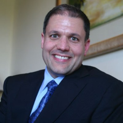 Picture of Ted Mathas, CEO of New York Life