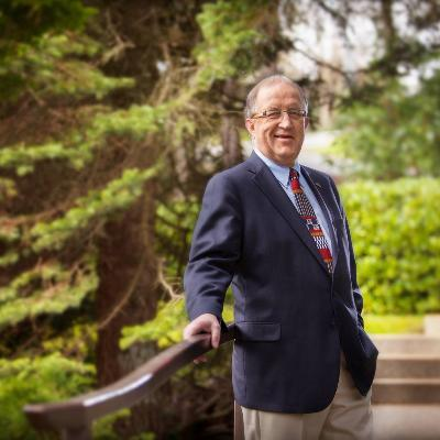 Picture of Dr. Ralph Nilson, CEO of Vancouver Island University