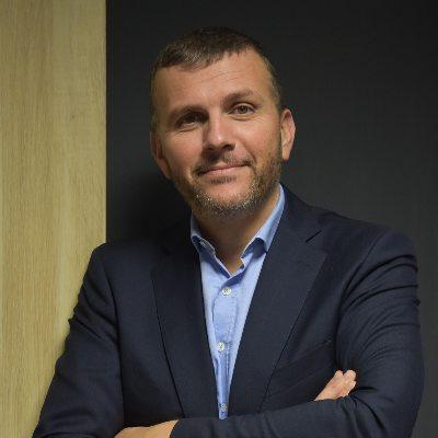 Picture of Franck ECALARD, CEO of Cuisine Plus