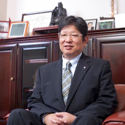 Picture of 中島 康隆, CEO of 葦陽薬品株式会社