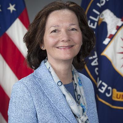 Picture of Gina Haspel, CEO of Central Intelligence Agency