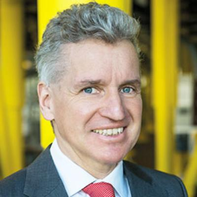 Picture of Frank Blase, CEO of Igus