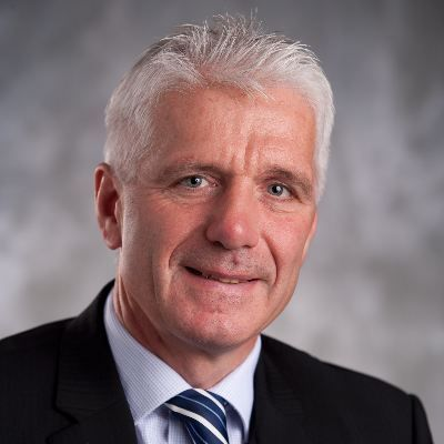 Picture of Ken Deary, CEO of Right at Home UK