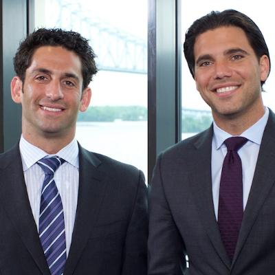 Picture of Corey Schiller & Asher Raphael, CEO of Power Home Remodeling