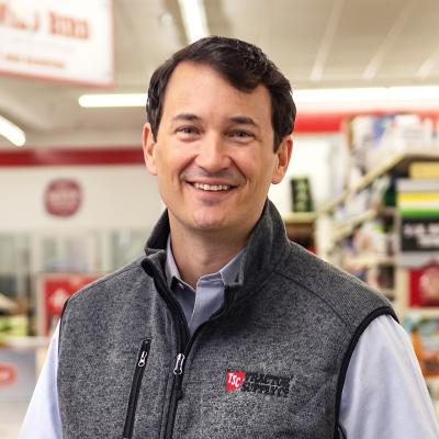 Picture of Hal Lawton, CEO of Tractor Supply Company