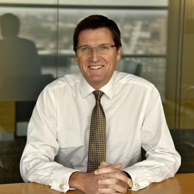 Picture of Richard Foley- Senior Partner, CEO of Pinsent Masons