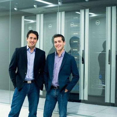 Picture of Peter & Matthew Cassar, CEO of SherWeb