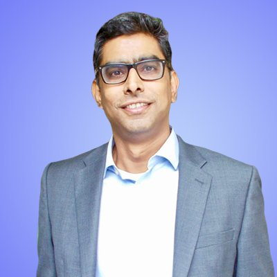 Headshot of President Amit Nayyar, CEO of Paytm