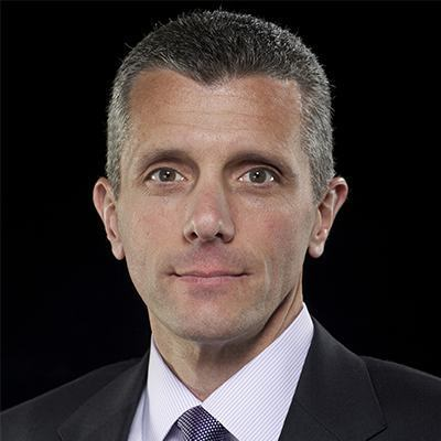 Picture of David Cordani, CEO of Cigna