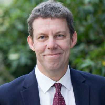 Picture of Professor Koen Lamberts, CEO of University of Sheffield