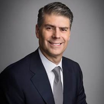 Picture of Joe Almeida, CEO of Baxter Healthcare