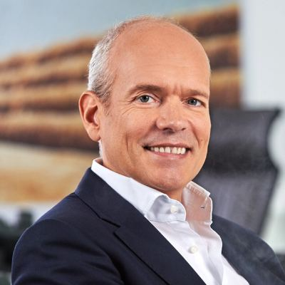 Picture of Ralf Wittenberg, CEO of Imperial Tobacco Canada