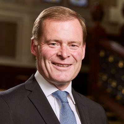 Picture of Peter Rathjen, CEO of The University of Adelaide