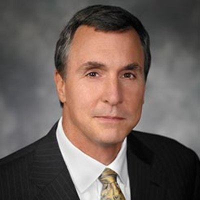Picture of Brian Philips, CEO of FedEx Office