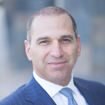Picture of Mark Minasian, CEO of Kellermeyer Bergensons Services