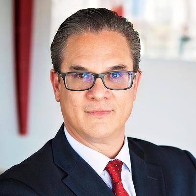 Picture of Jose Alberto Duenas, CEO of Bruegger's Bagels