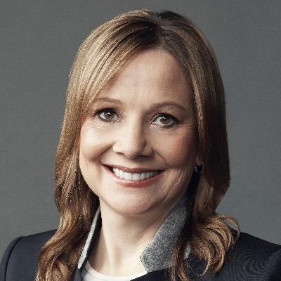 Picture of Mary T. Barra, CEO of General Motors