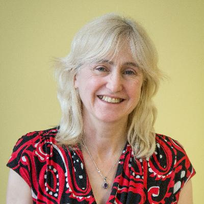 Picture of Anna Lunts, CEO of Creative Support