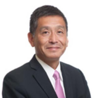 Picture of Yoshihiko Masuda, CEO of Fujitsu
