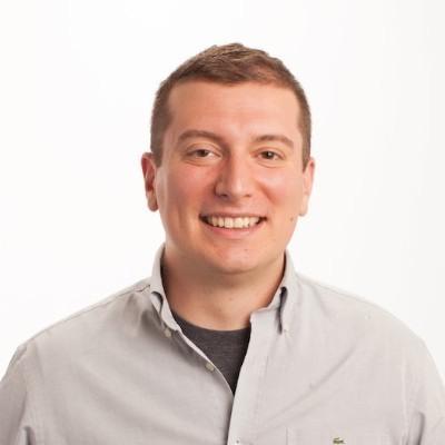 Picture of Ilya Rosenberg, CEO of Sensel