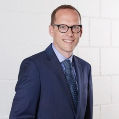 Picture of Andreas Koch, CEO of Galexis AG
