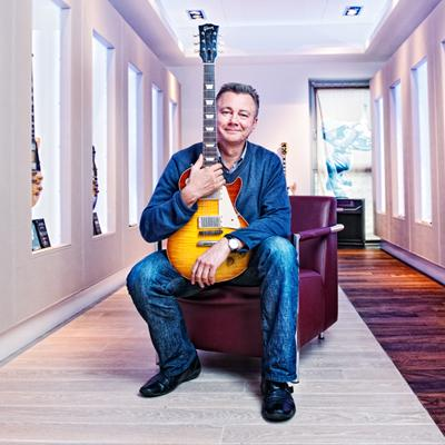 Picture of Hans Thomann, CEO of Musikhaus Thomann