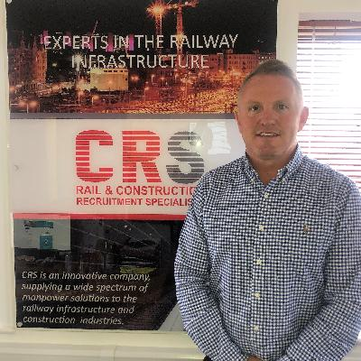 Picture of Mark Mason, CEO of Civil Rail Solutions Ltd