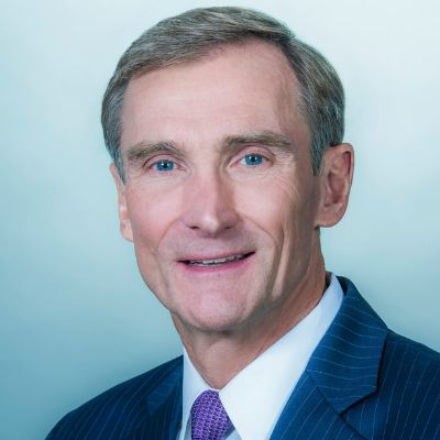 Picture of Roger Krone, CEO of Leidos
