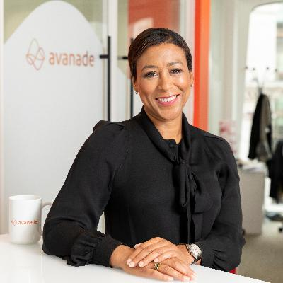 Picture of Pamela Maynard, CEO of Avanade