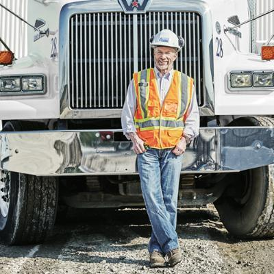 Picture of Barry Wood, CEO of Ontario Excavac