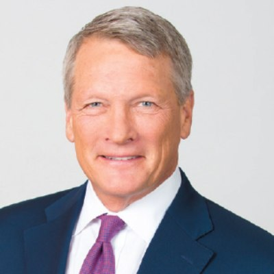 Picture of Steve Cummings, CEO of MUFG