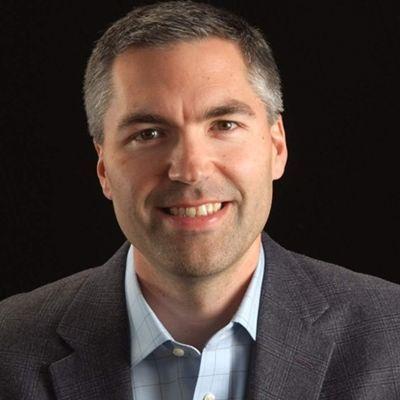 Picture of Matthew Mace, CEO of BlueGranite