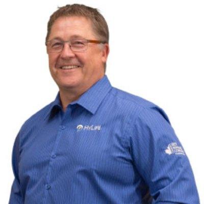 Headshot of Grant Lazaruk, CEO of Hylife