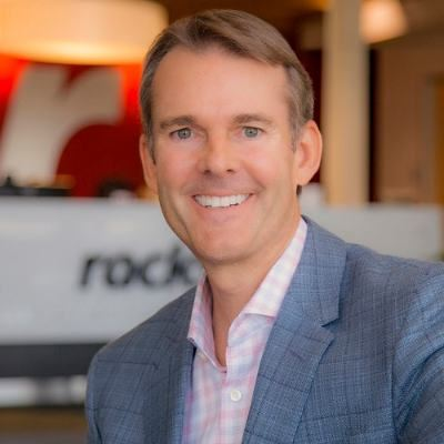 Picture of Kevin Jones, CEO, CEO of Rackspace Technology